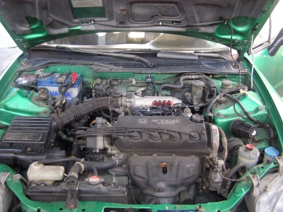 Honda Civic CRX 1.6